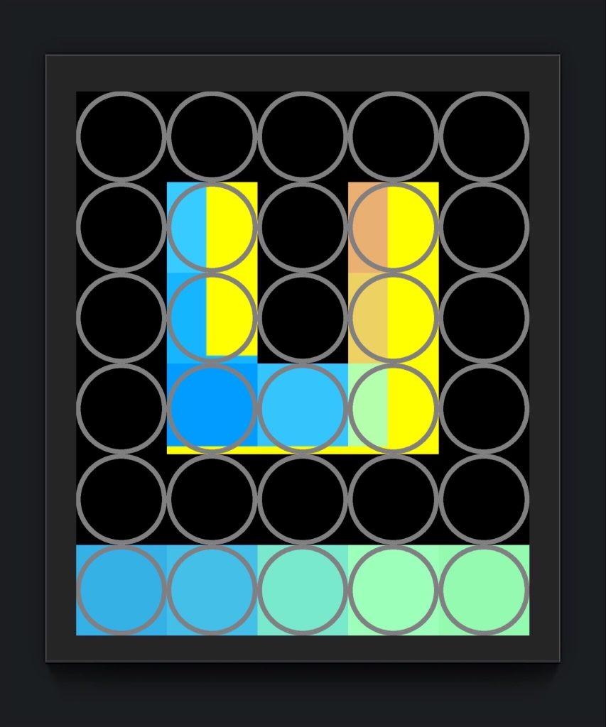 iKONiK SERIES : 19 . 5 . original new media iphone abstract