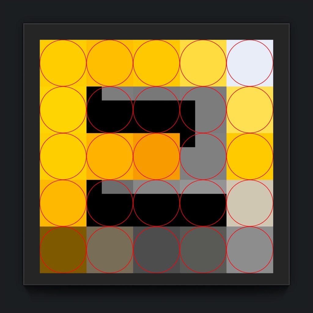 iKONiK SERIES : 19 . 4 . original new media iphone abstract