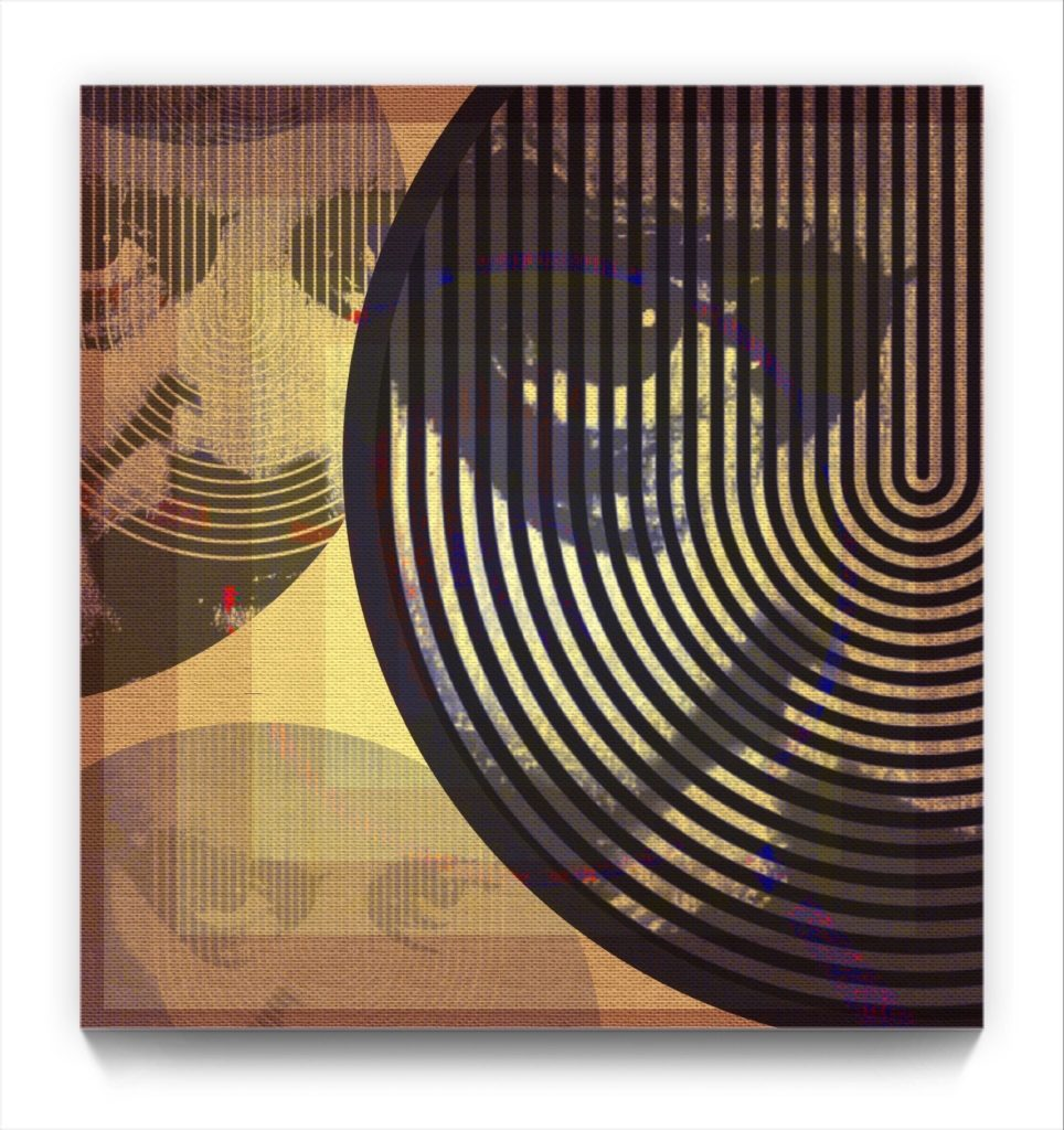 BIG BROTHER is your FRIEND . digital figurative iphone netart