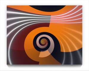 midnight vibration : 16 . 2 . original non-derived iphone realtime abstract