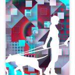 Brief Encounter : 19 . 5 . digital figurative iphone netart