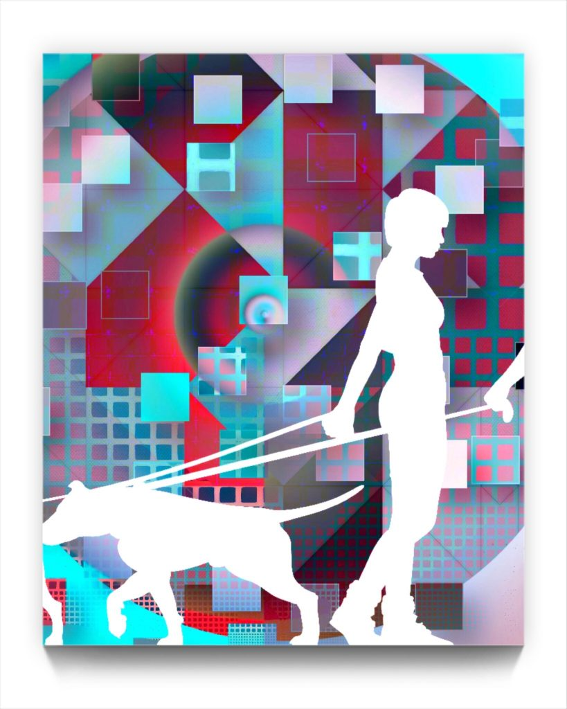 Brief Encounter : 19 . 5 . digital figurative iphone netart
