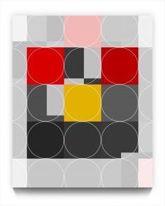 iKONiK SERIES . digital realtime iphone abstract
