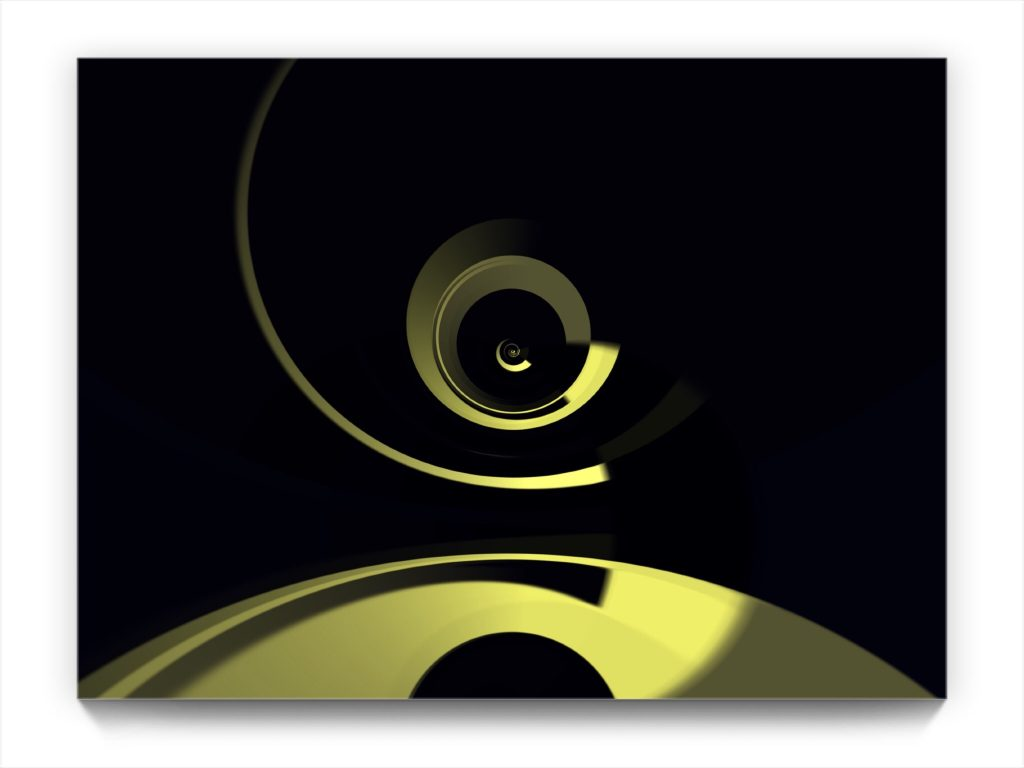 Midnight Vibration .15 . 15 . original non-derived iphone abstract