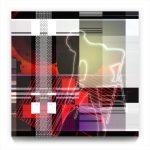 da sophisticate : 18 . 4 . digital figurative iphone abstract