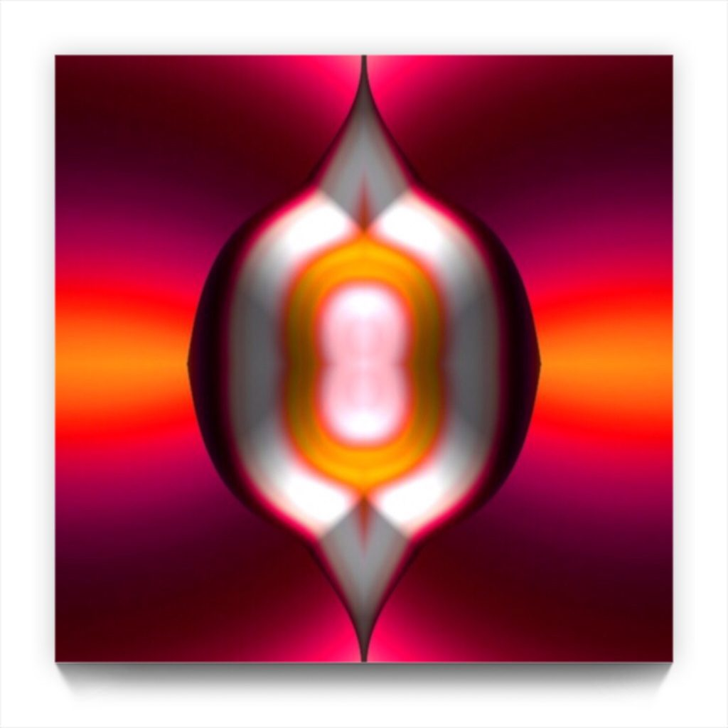 AURIC 14 . 26 . original non-derived iphone abstract