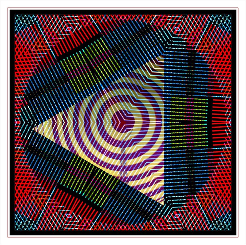 vestibulum . original iphone geometric abstract