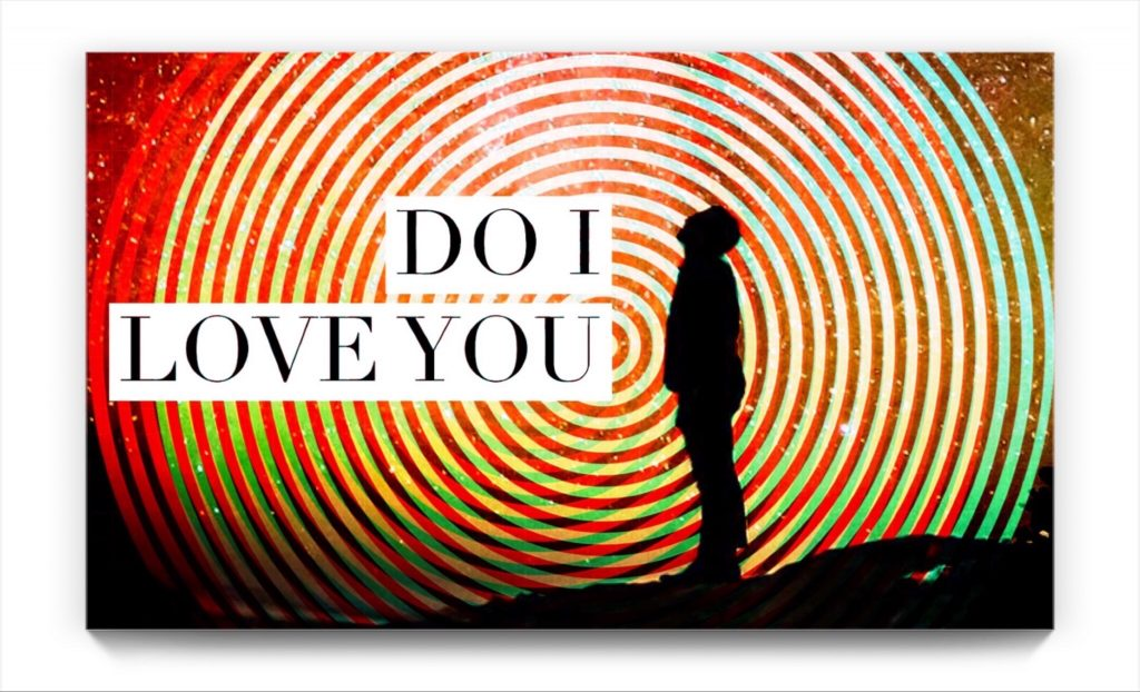 I LOVE YOU . digital figurative iphone netart abstraction