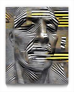 NEURALiSM . Portrait . PM 2 by newmeida iphone artist Mark Sedgwick